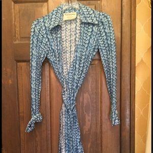 Flash sale Vintage DVF  classic Wrap Dress